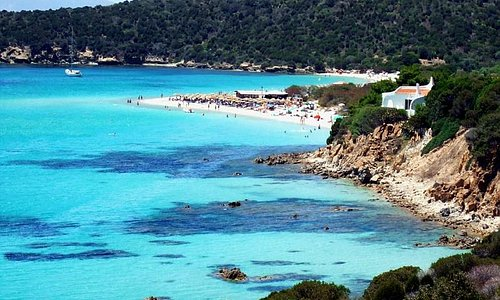 Le spiagge più vicine: Tuerredda