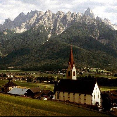 Vista dìinsieme della Chiesa