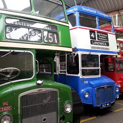 Canvey Island Transport Museum