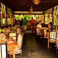 Interiér Jardin Cacao Restaurant