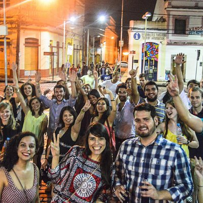 Pub Crawl Recife 17