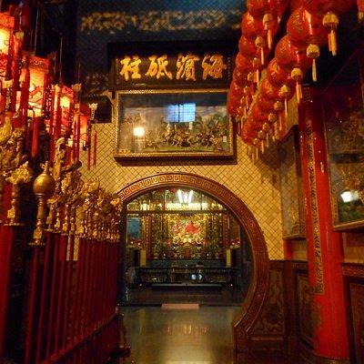 建物の内部の写真