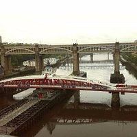 Vista desde el Tyne Bridge II