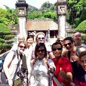 Hoa Lu Tam Coc day trip from Hanoi
