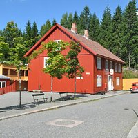 Postgården Foto: Postmuseet