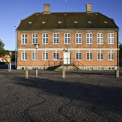 Palæet på Torvet i Frederiksværk