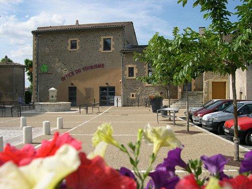 Maison des Quais, Office de tourisme