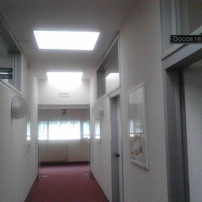 stanze al primo piano