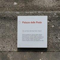 palazzo delle Poste Bergamo