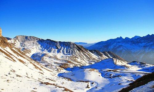 เทือกเขาที่สวยงาม