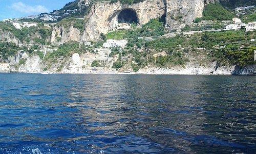 Verso la grotta smeralda