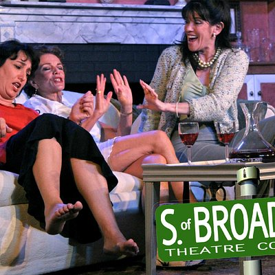 Comedies, Pultizer Prize winning Dramas and New Plays. Photo Sisters Rosensweig by Wendy Wassers