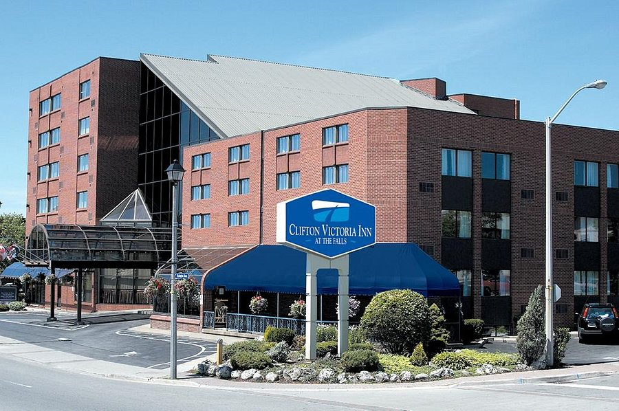 Map 5591 Victoria Ave Niagara Falls On L2g3l4 Canada CLIFTON VICTORIA INN AT THE FALLS $64 ($̶1̶1̶9̶)   Prices & Hotel