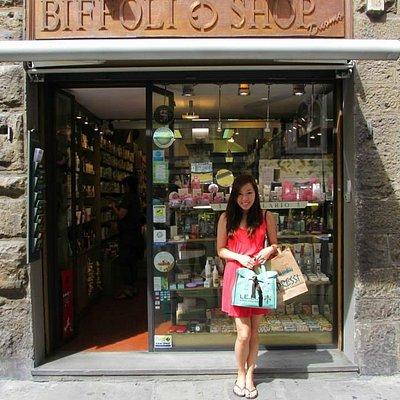 My fav shop in Italy!