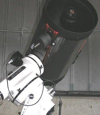 Primary observatory telescope