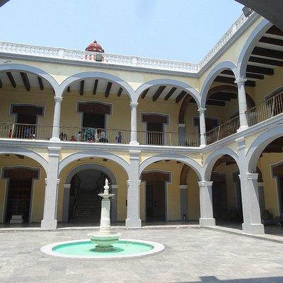 museo histórico de veracruz