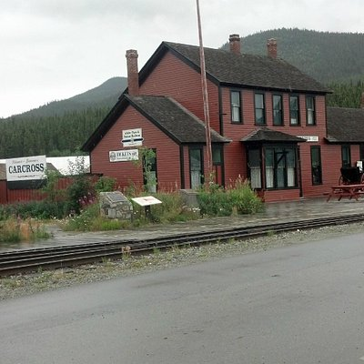 Carcross Train Station / Visitor Center