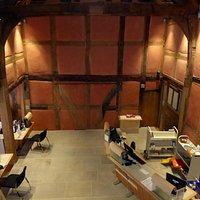 Medieval main hall