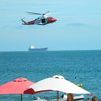 Air sea rescue demo