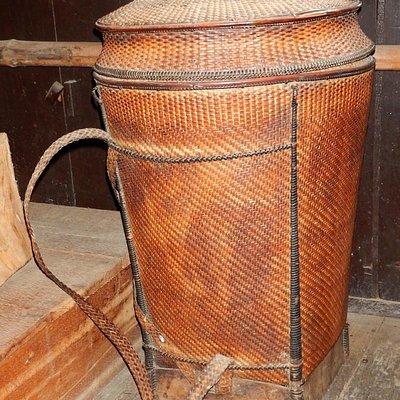 Musée Kontum Panier Gie-Trieng (Basket)