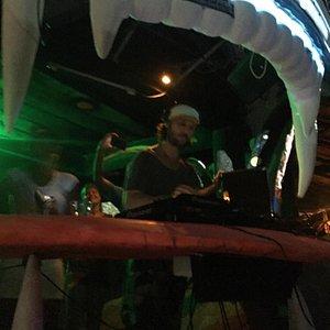 Philipp jug (M.A.N.D.Y) performing at merkaba