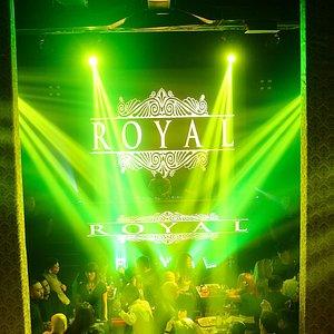 Party at Royal Club!!!
