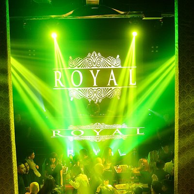 Party at Royal Club!!!