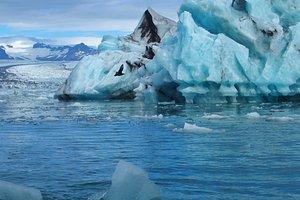 Jökulsárlón - Glacier ...