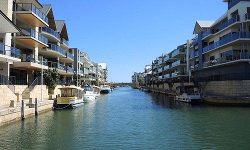 Mandurah's Venetian Canals