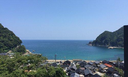 天気が良く海もきれいでしたよ!