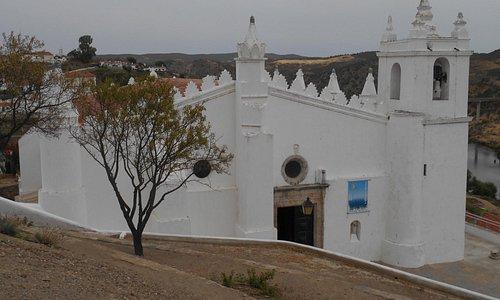 Eglise de l'Ascension de Mértola