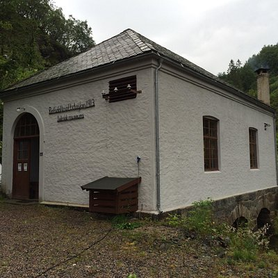 Refsdal Hydropower Station