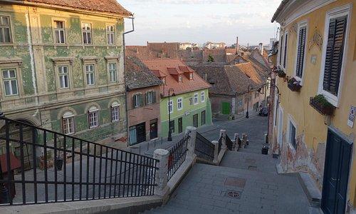 Oraşul de Jos (Lower Town), Sibiu