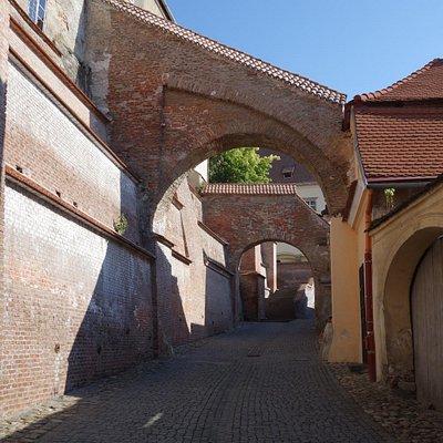 Pasajul Scărilor (Passage of Stairs), Sibiu