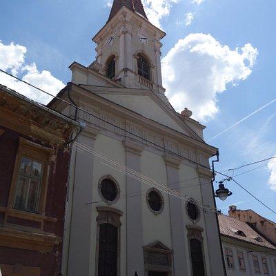 Biserica Reformată, Sibiu