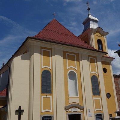 Biserica Romano - Catolică Sfantul Francisc, Sibiu