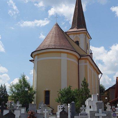 Biserica Buna Vestire (Annunciation), Sibiu
