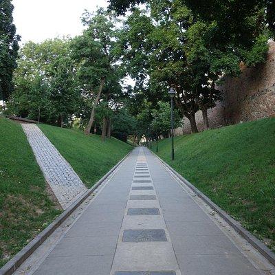 Parcul Cetății (Citadel Park), Sibiu