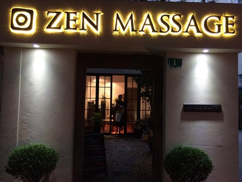 Great place for a massage in the French Concession!