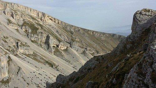 alta Valle di Taranta, Majella Orientale.
