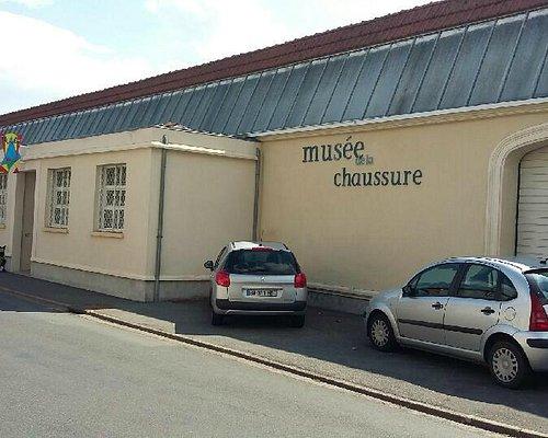 La façade, si comme nous vous cherchez le musée