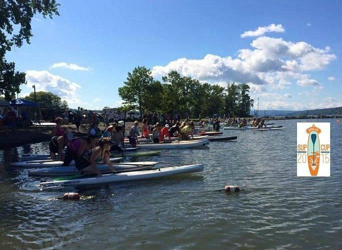 Our 2015 SUP Cup!