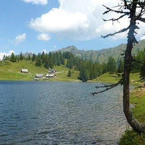 Paradies in den Bergen