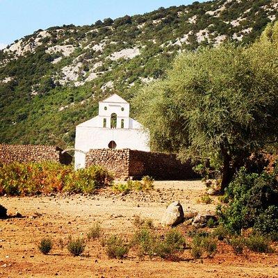 Chiesa di San Pietro al Golgo e pertinenze