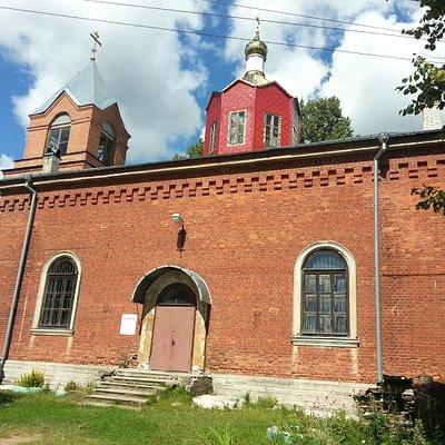 Церковь Феодора Стратилата в Кисельне