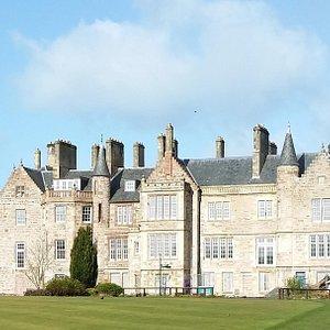 Belleisle Mansion Hotel and Spa - undergoing restoration