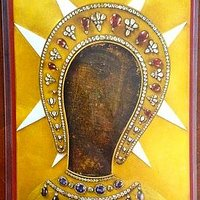 Icon of Our Lady of Philermos, in the Museum