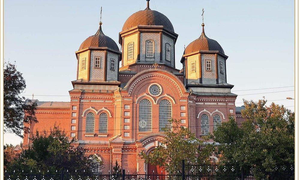 Покровский собор г. Кропоткина