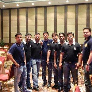 Team of Travelage