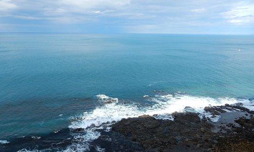 Вид на океан